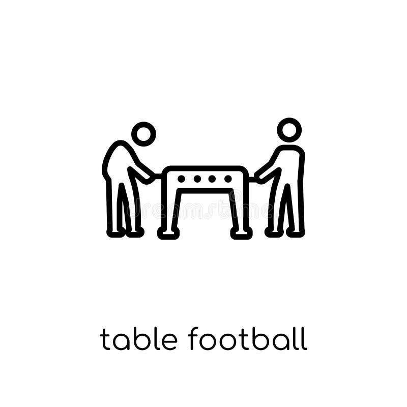 Icône du football de Tableau de collection de divertissement illustration de vecteur