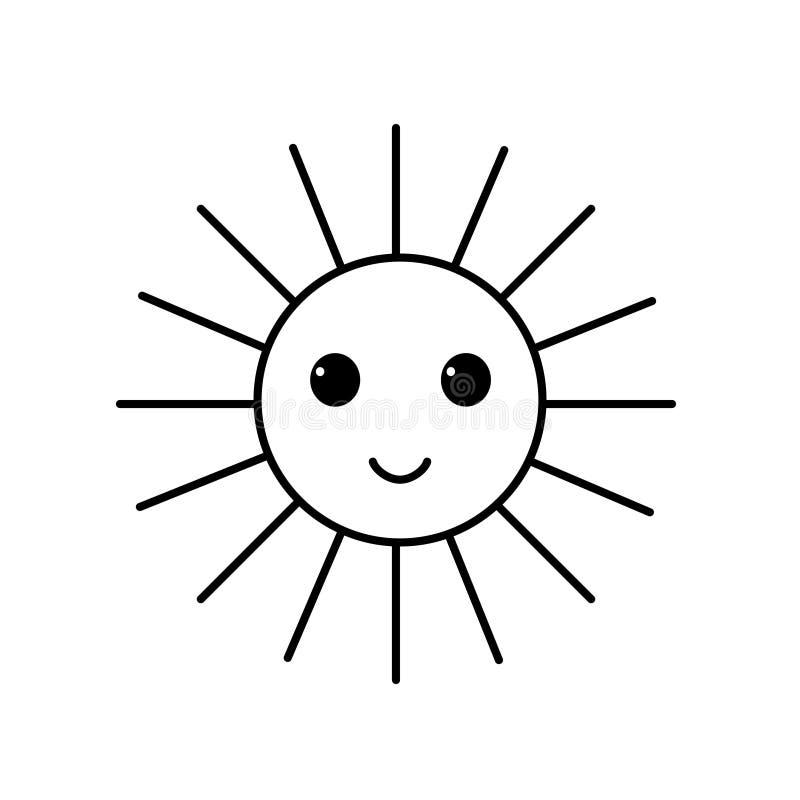De Dessin Du Soleil Sourire Symbole Stock Illustrations Vecteurs Clipart 1 282 Stock Illustrations