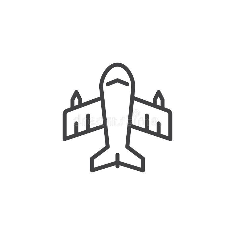 Icône plate d'ensemble illustration de vecteur