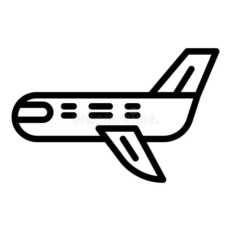 Icône plate de lune de miel, style d'ensemble illustration de vecteur