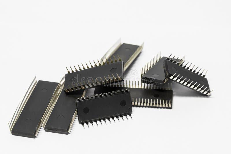 Integrated Circuit Stock Photo