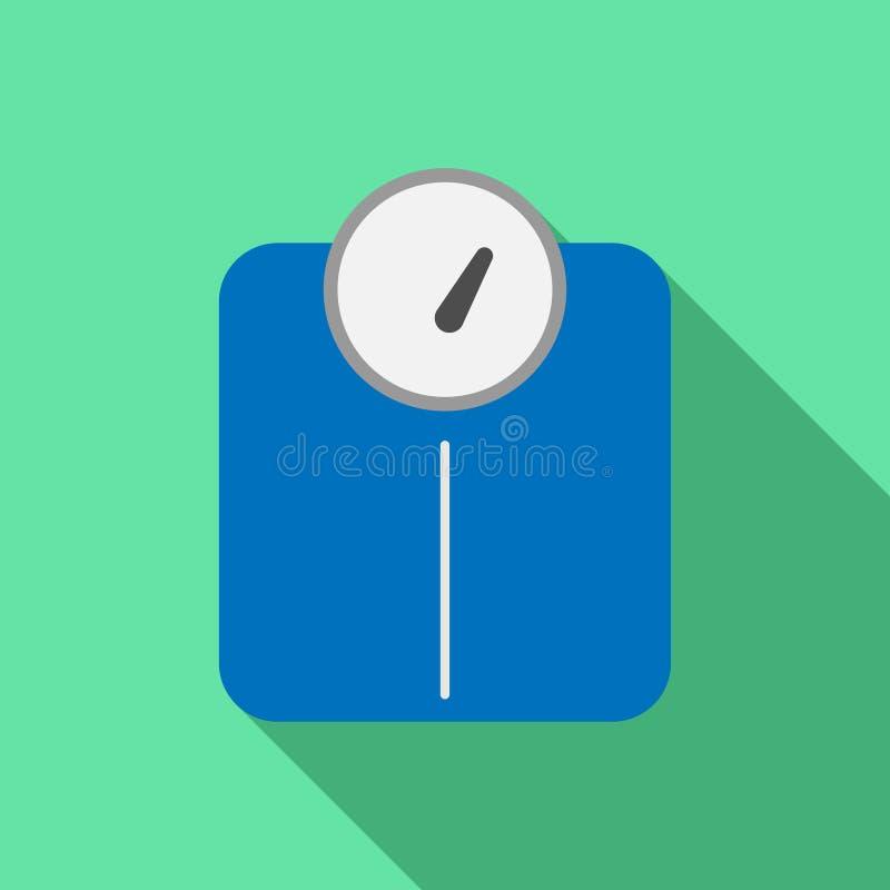Icône d'échelle illustration de vecteur