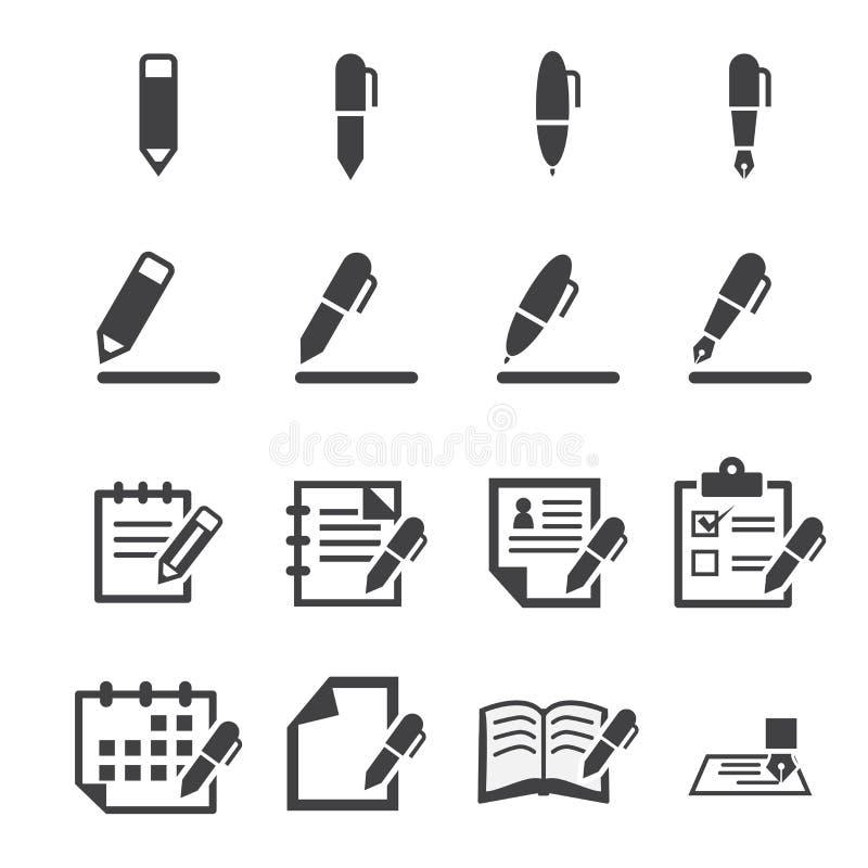 Icône d'écriture
