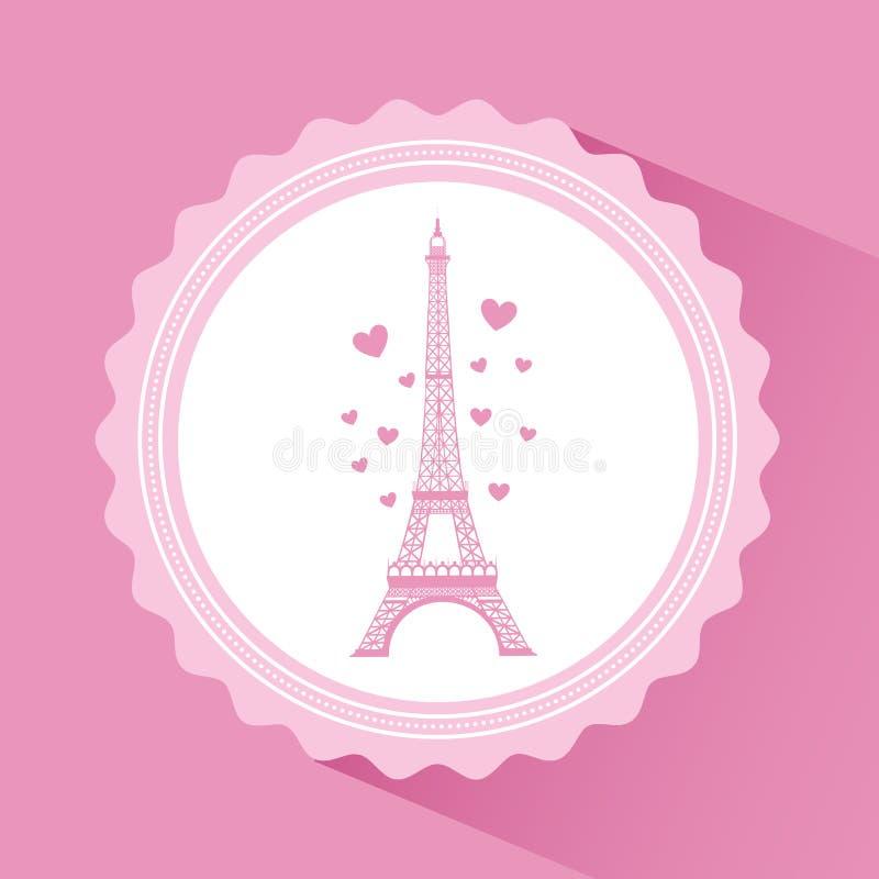 icône d'amour illustration de vecteur