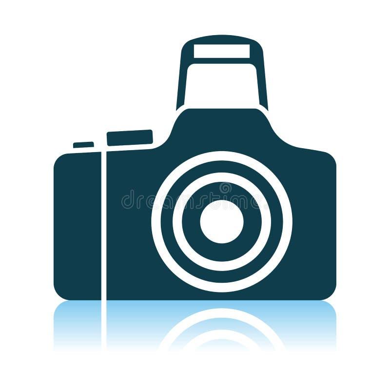 Ic?ne d'appareil-photo de photo illustration libre de droits