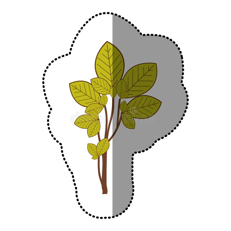 Download Icône D'arbre De Vert De Chaux Belle Illustration Stock - Illustration du image, écologie: 87705812