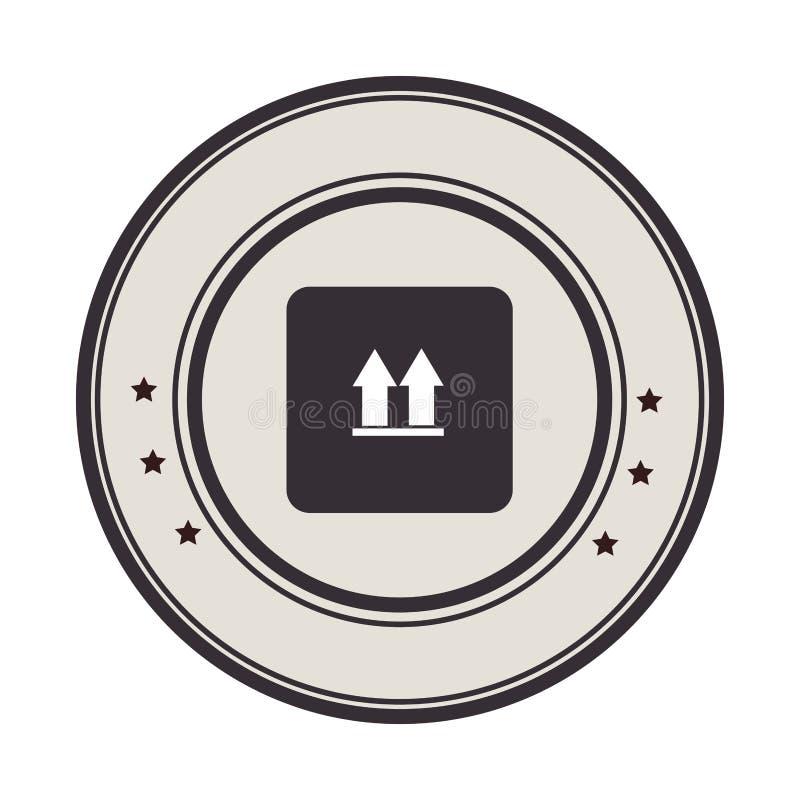 Download Icône D'emballage De Carton De Boîte Illustration de Vecteur - Illustration du carton, cargaison: 87703143