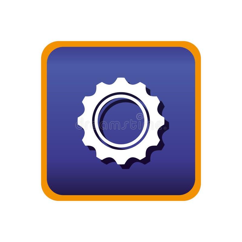 Download Icône D'isolement Par Machine De Vitesse Illustration de Vecteur - Illustration du mécanique, illustration: 87704329