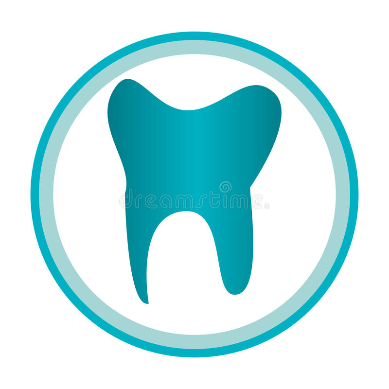 Download Icône D'isolement Par Soins Dentaires De Dents Illustration de Vecteur - Illustration du médecine, toothache: 87703966