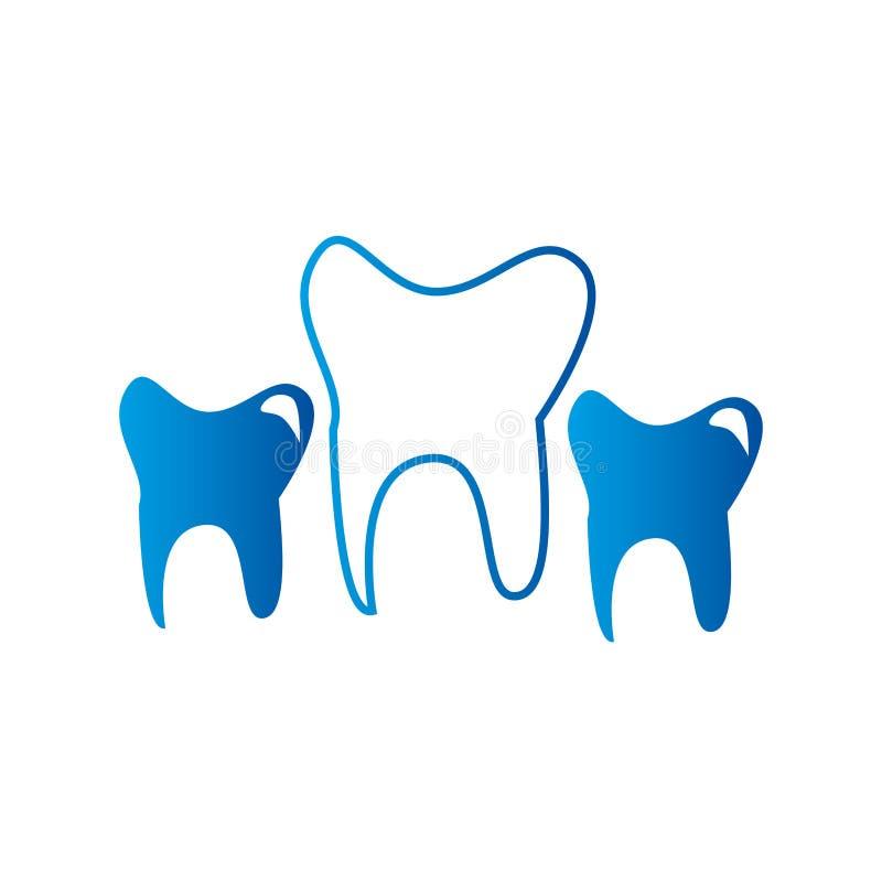 Download Icône D'isolement Par Soins Dentaires De Dents Illustration de Vecteur - Illustration du propre, toothache: 87704005
