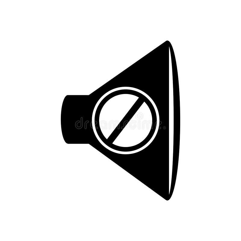 Icône de dispositif de haut-parleur illustration stock