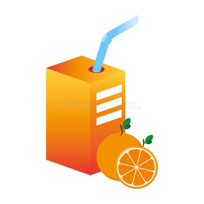 Download Icône De Fruit De Jus D'orange Illustration de Vecteur - Illustration du délicieux, citron: 87703749