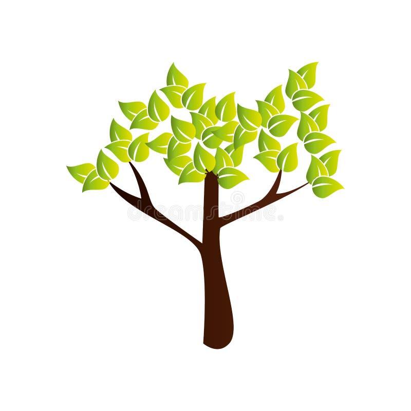 Download Icône De Nature D'usine D'arbre Illustration de Vecteur - Illustration du arbre, ressort: 87703377