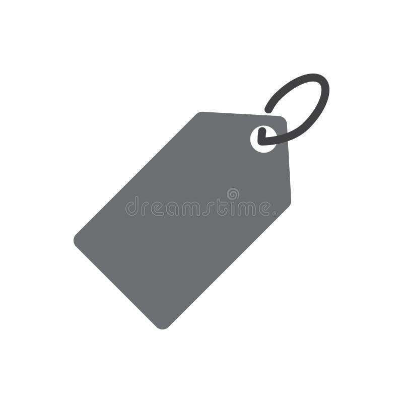 Icône de prix à payer illustration de vecteur