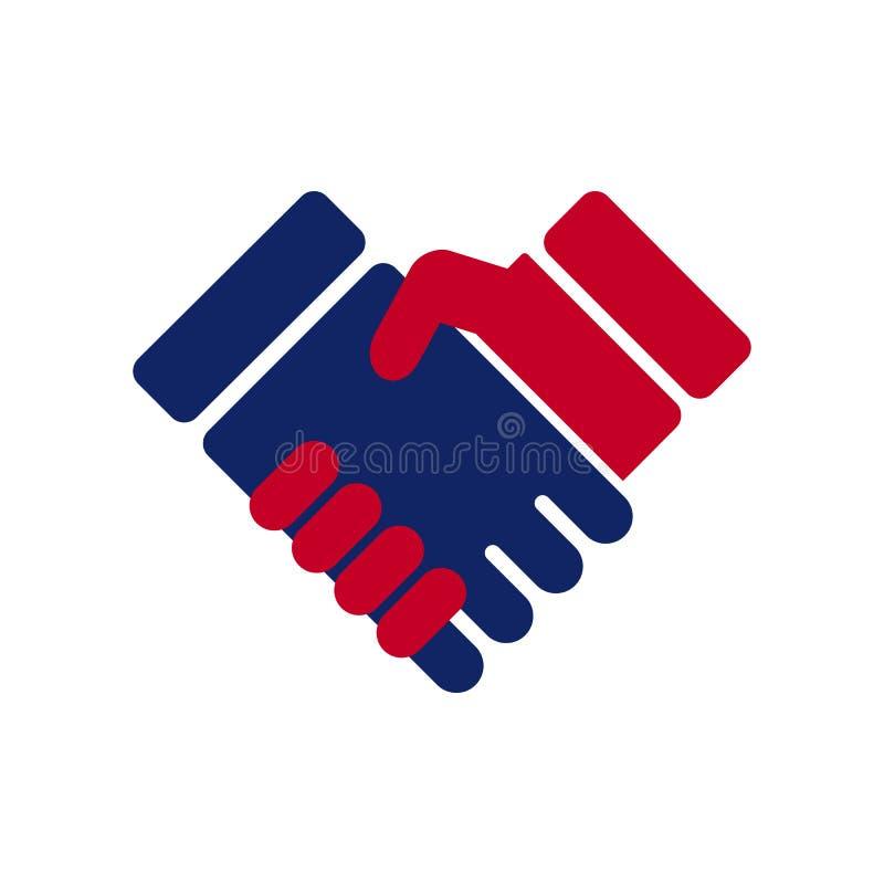 Icône de sujet d'élection illustration libre de droits