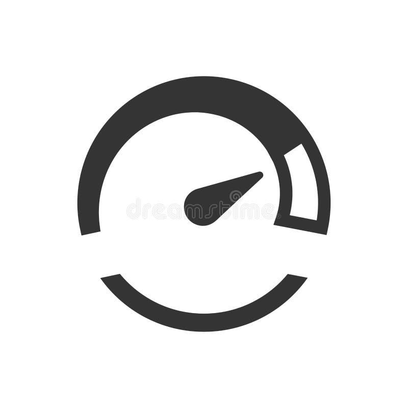 Icône de temps illustration libre de droits