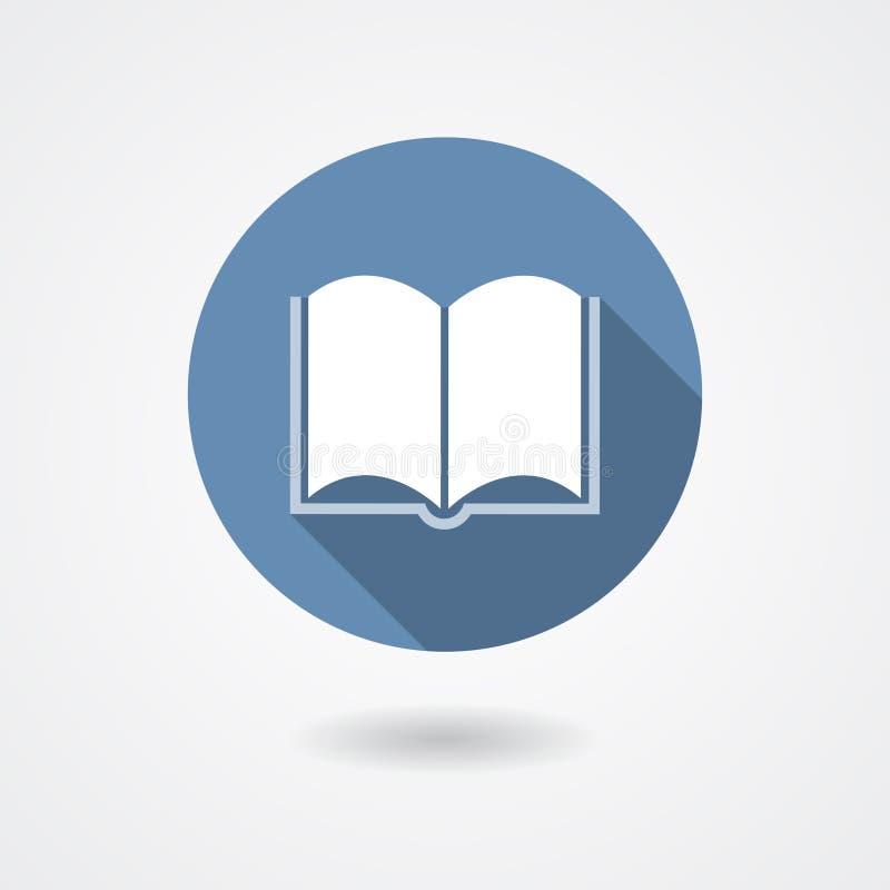 Icône de vecteur de livre illustration de vecteur