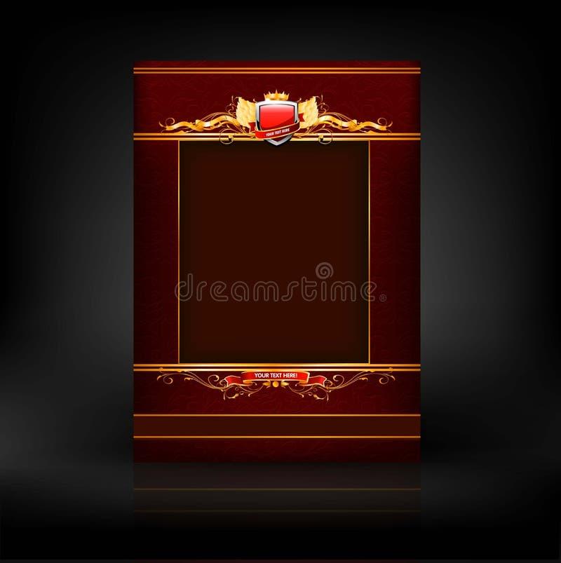Icône de vecteur de menu d'Abstarct photographie stock libre de droits