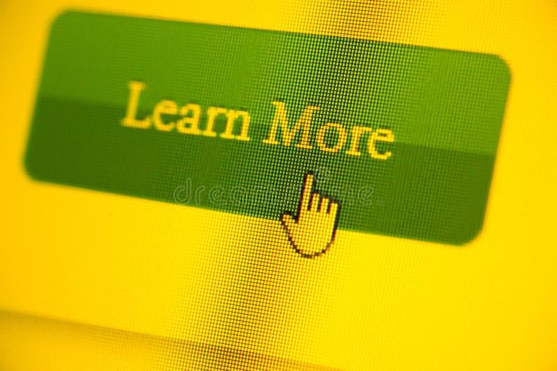 Icône de Web photographie stock