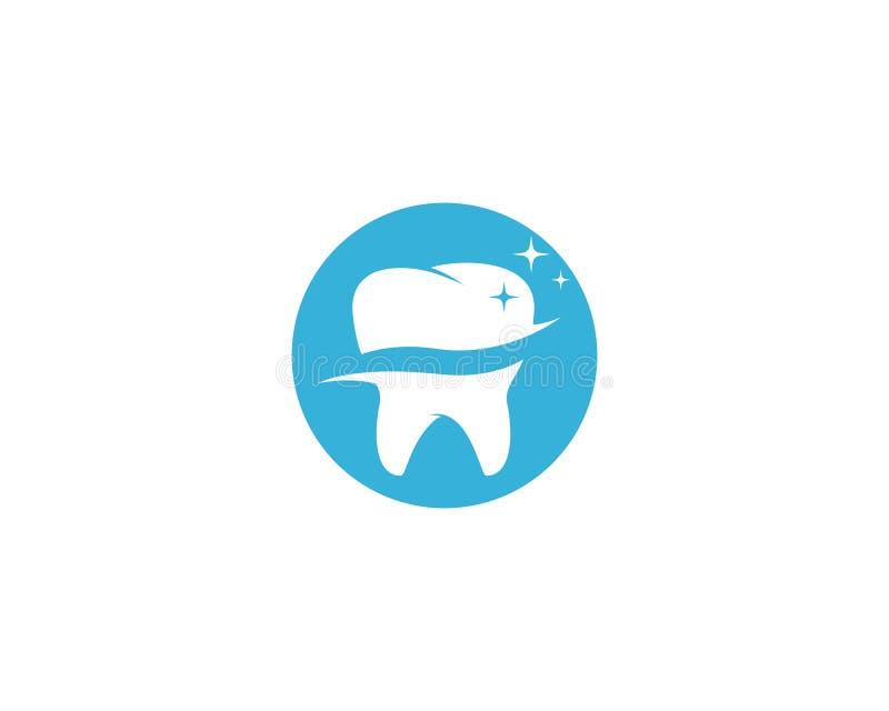 Ic?ne dentaire d'illustration de vecteur de calibre de logo de sourire illustration de vecteur