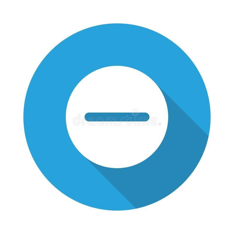 icône négative illustration de vecteur