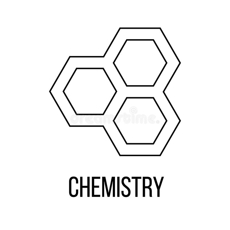 Icône ou logo dans la ligne style moderne illustration stock