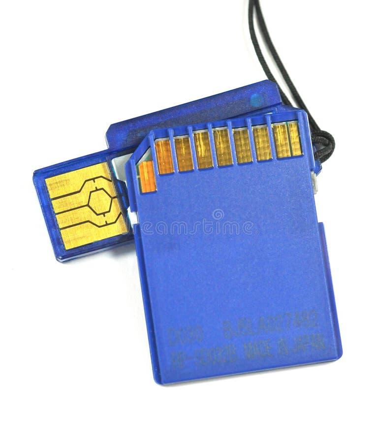 IC storage SD card