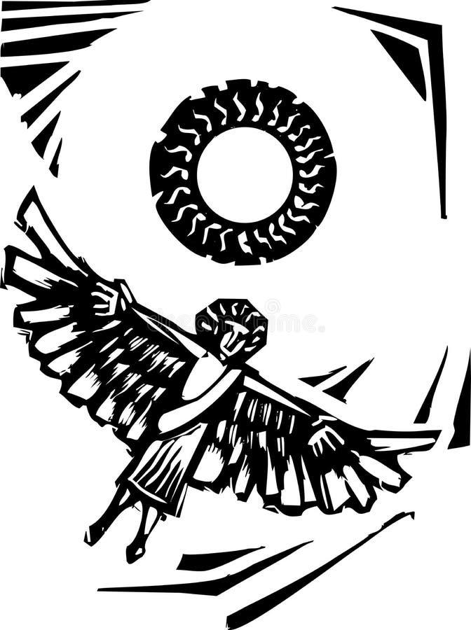 Icarus бесплатная иллюстрация
