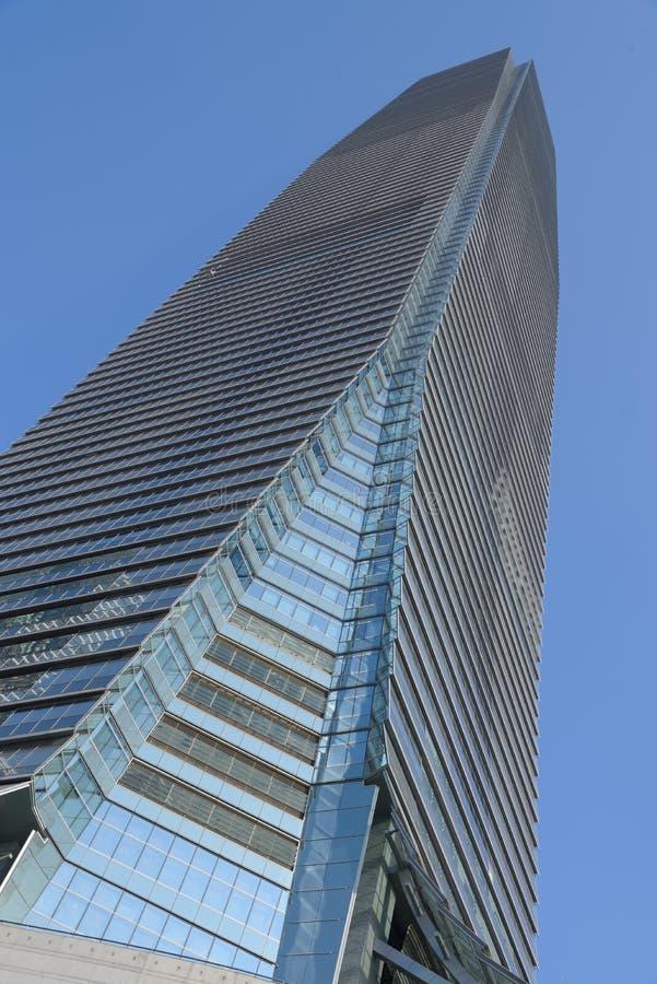 ICC в Гонконге стоковая фотография rf
