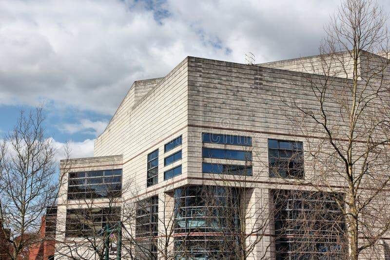 ICC Birmingham photo libre de droits