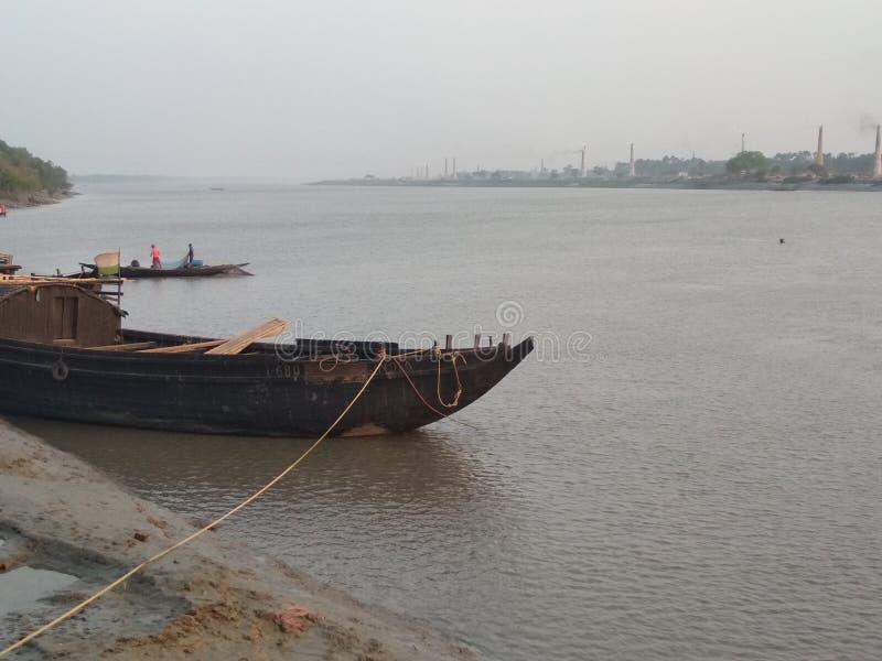 Icchamoti реки стоковая фотография