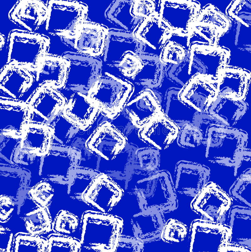 Ice Box Background Stock Photo