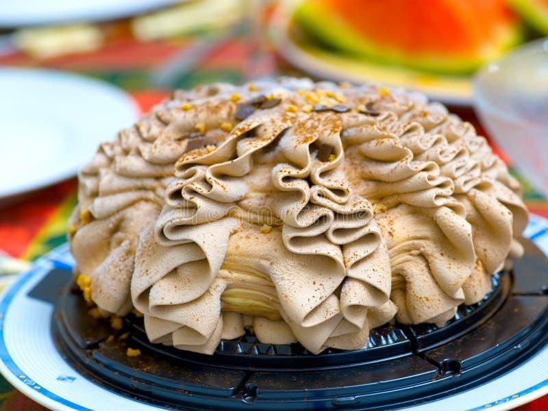 Ice cake royalty free stock photos