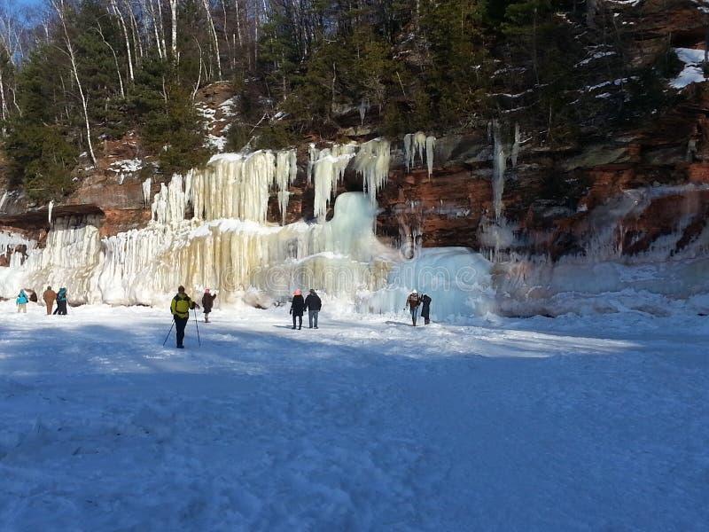 Ice Caves stock photos