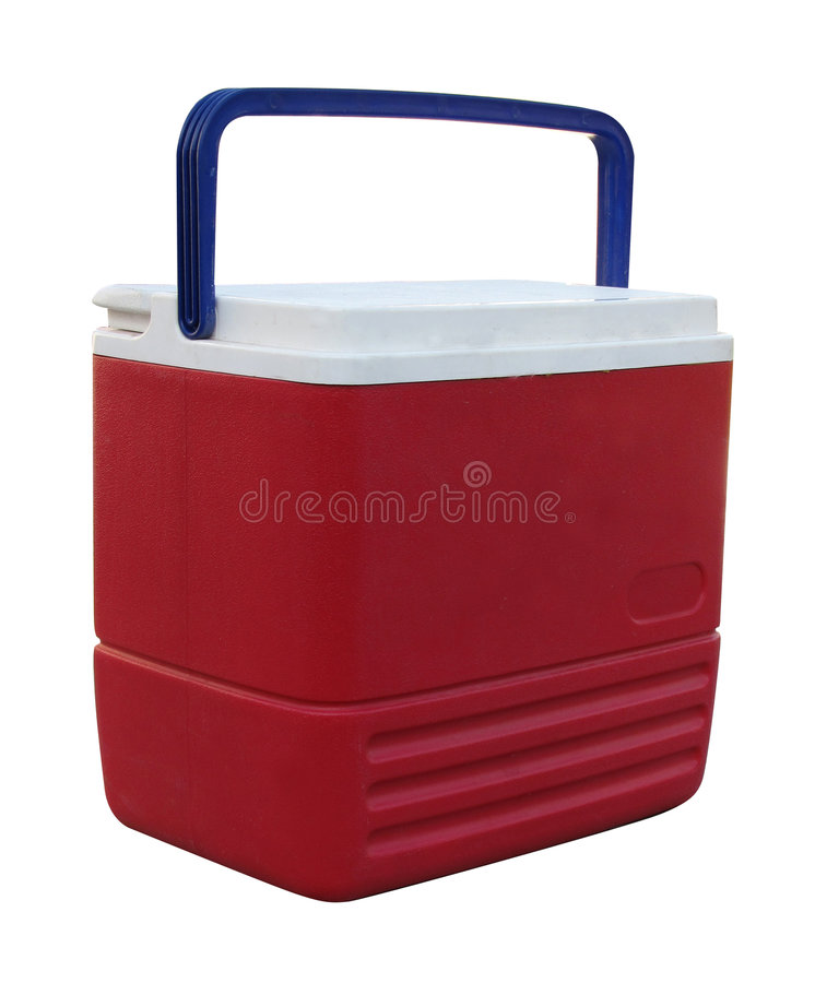 Ice Chest royalty free stock photography