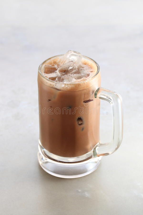 Download Ice chocolate stock photo. Image of chocolate, healthy - 21951874