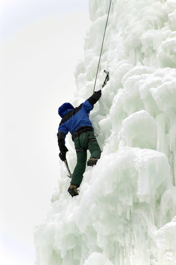 Free Ice Climber Stock Image - 1989361