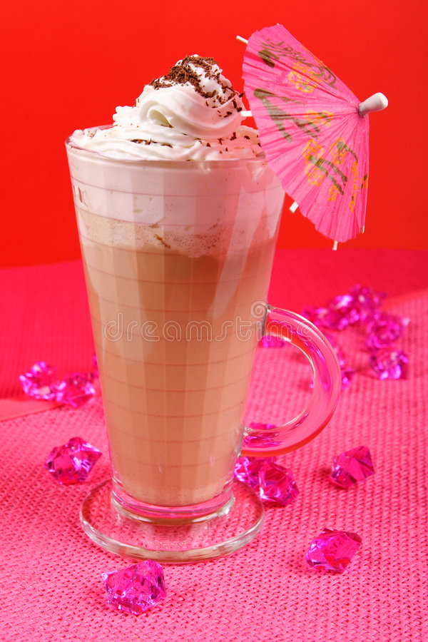 Download Ice coffee stock photo. Image of holiday, brown, coffe - 465300