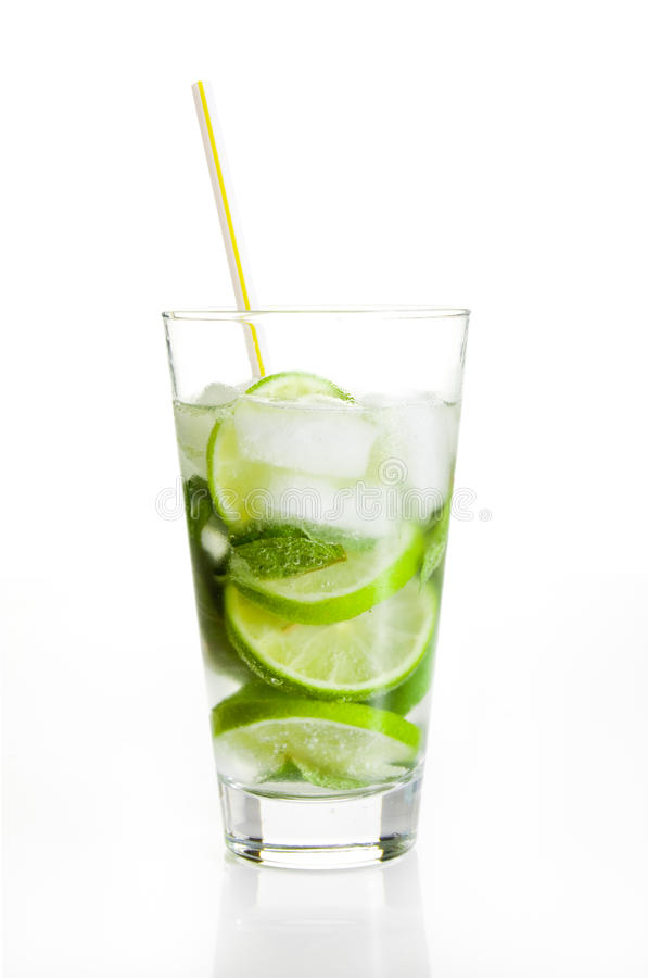 Free Ice Cold Mojito Royalty Free Stock Photography - 14329607