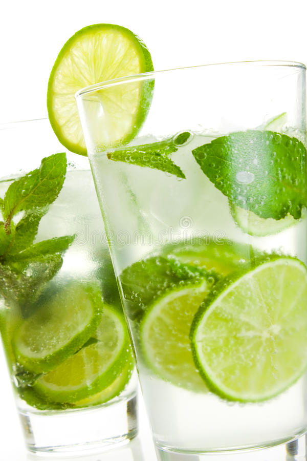 Free Ice Cold Mojito Stock Images - 14329634