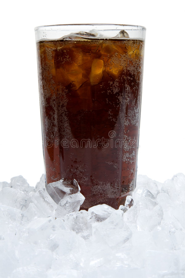 Download Ice Cold Soda stock image. Image of beverage, space, refreshing - 4061829