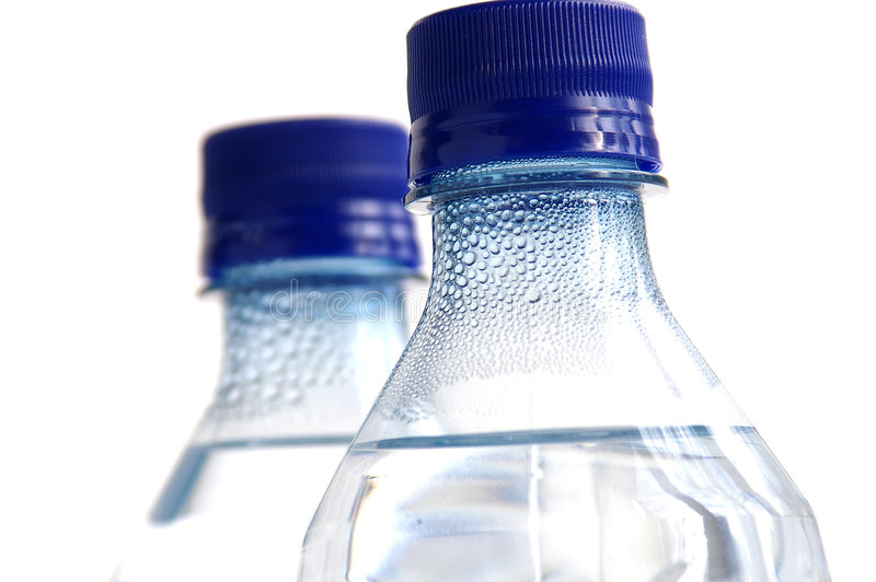 Ice-cold water royalty free stock image