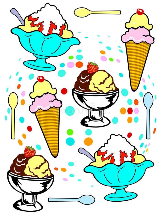 Download Ice Cream Royalty Free Stock Photos - Image: 18670288