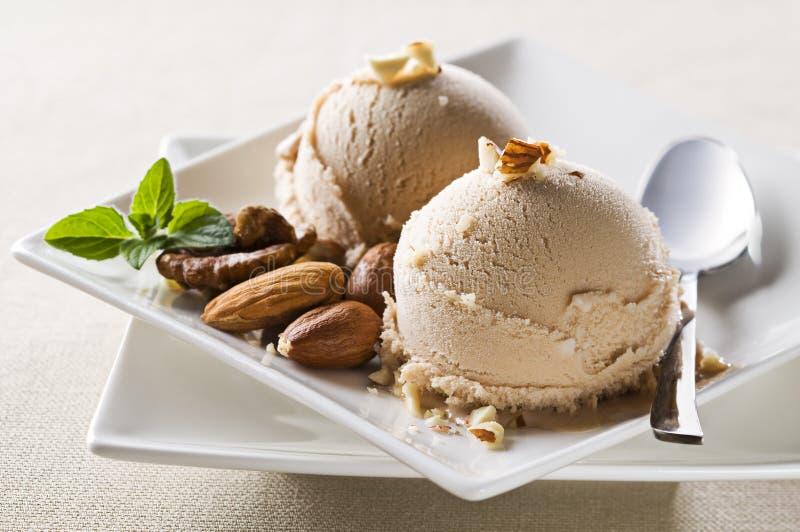 Ice cream royalty free stock photos