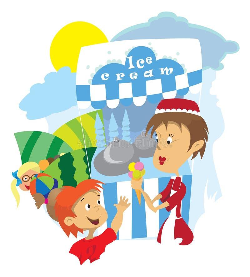 Download Ice-cream Royalty Free Stock Image - Image: 20919966