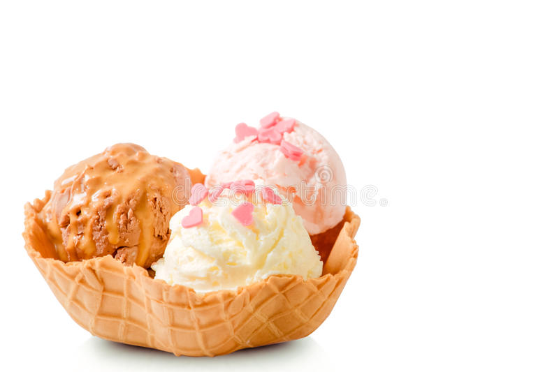 Download Ice cream stock image. Image of chocolate, dessert, background - 28375541