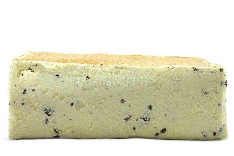 Ice Cream Block Royalty Free Stock Image