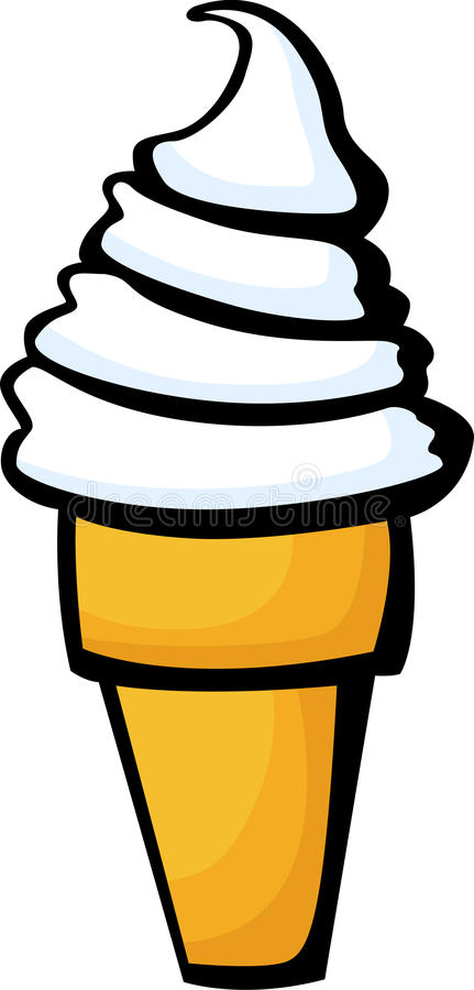 Download Ice Cream Cone Vector Illustration Stock Vector - Image: 15871329