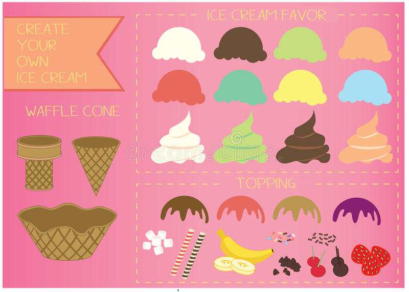 Download Ice Cream Stock Vector - Image: 40509613