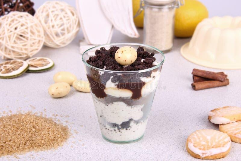 Ice Cream Cup stock photography